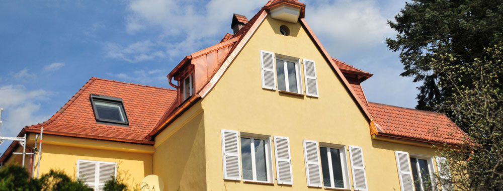 WEDA Bedachungen Fassadenarbeiten